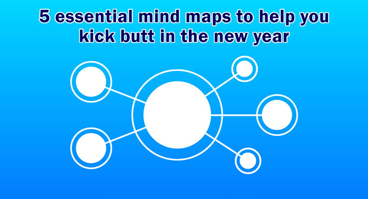 year planning mind maps