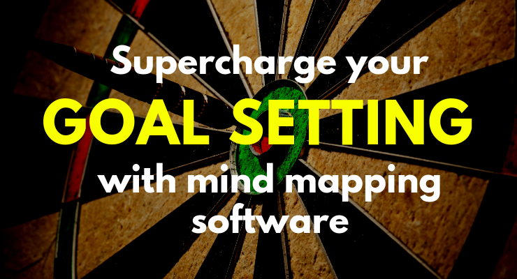 Supercharge your goal setting with mind maps
