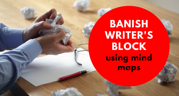 banish writer's block