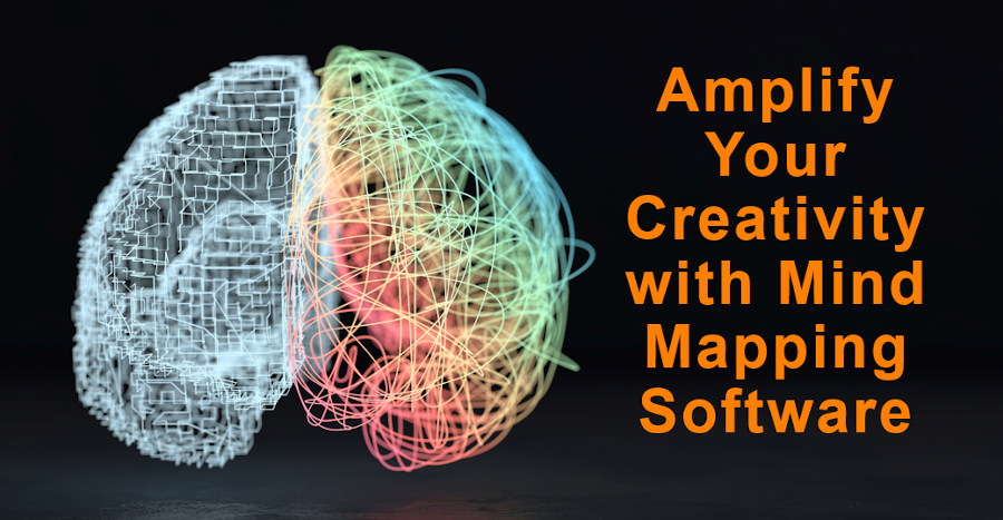 cretivity and mind mapping software
