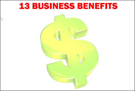 business benefits